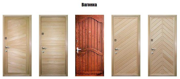 стальные двери эконом класса для хрущевки