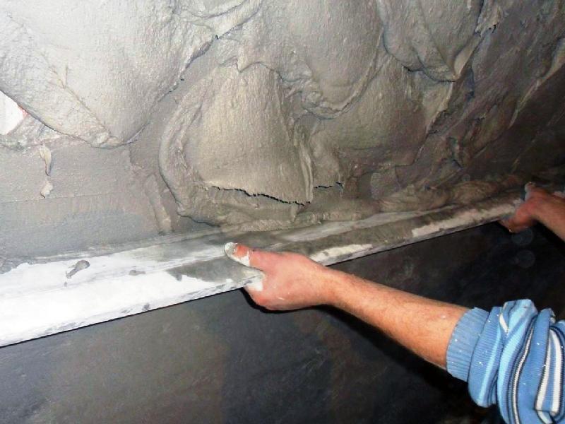 Как штукатурить стены под покраску