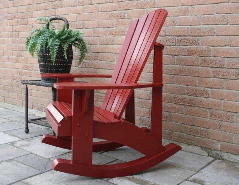 Как из старого кресла сделать кресло качалку своими руками 57