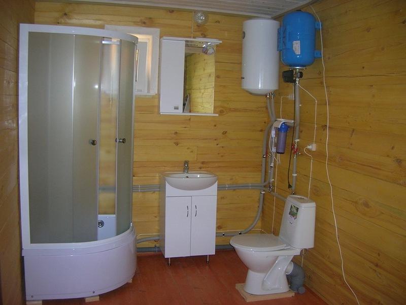 Канализация на даче без водопровода