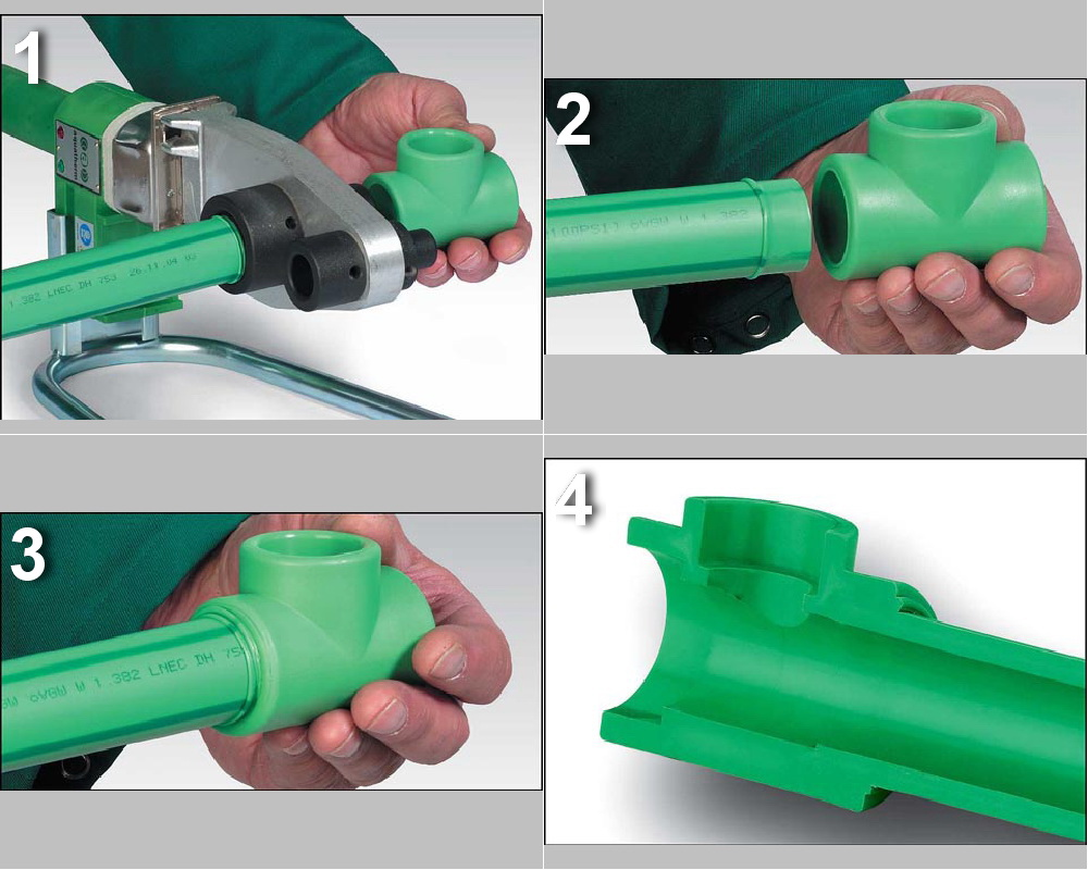 Сварка для полипропиленовых труб своими руками 491