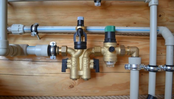 Автоматика для водопровода в частном доме