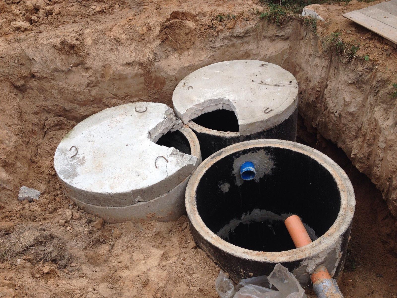 Как сделать из колец бетонных 157