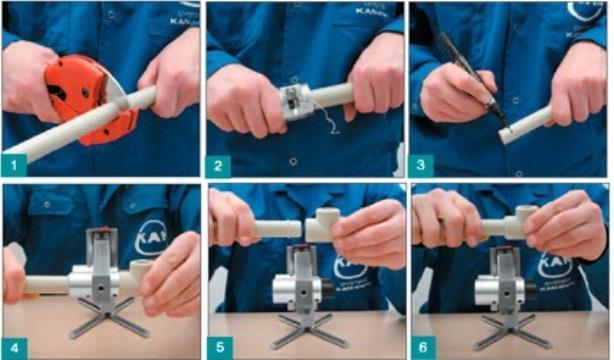 Как из картона сделать нож керамбит из