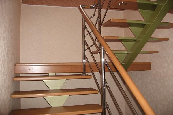 Как сделать поручни для лестницы своими руками фото 981