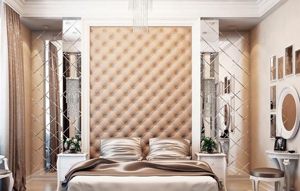Как сделать мягкие стеновые панели своими руками 71