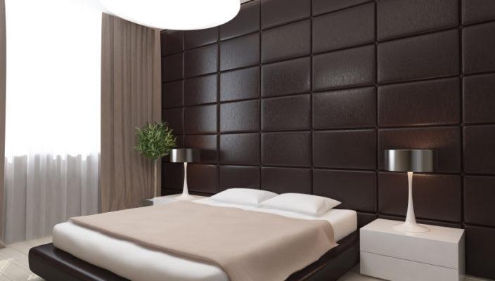 Как сделать мягкие стеновые панели своими руками 34