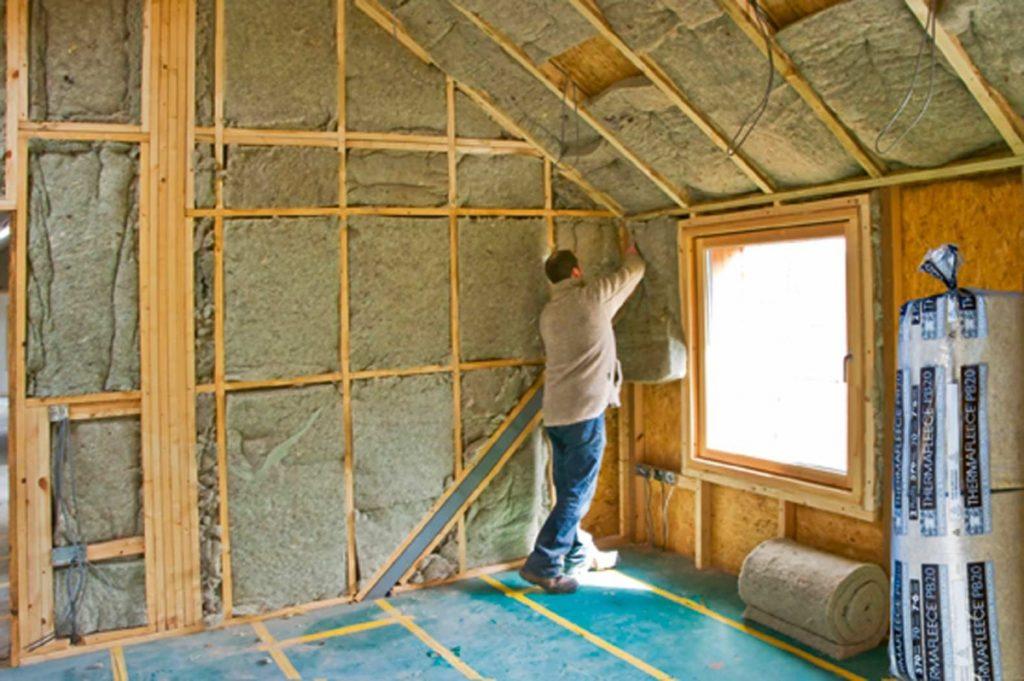 Утепление дома своими руками пошаговая инструкция 419