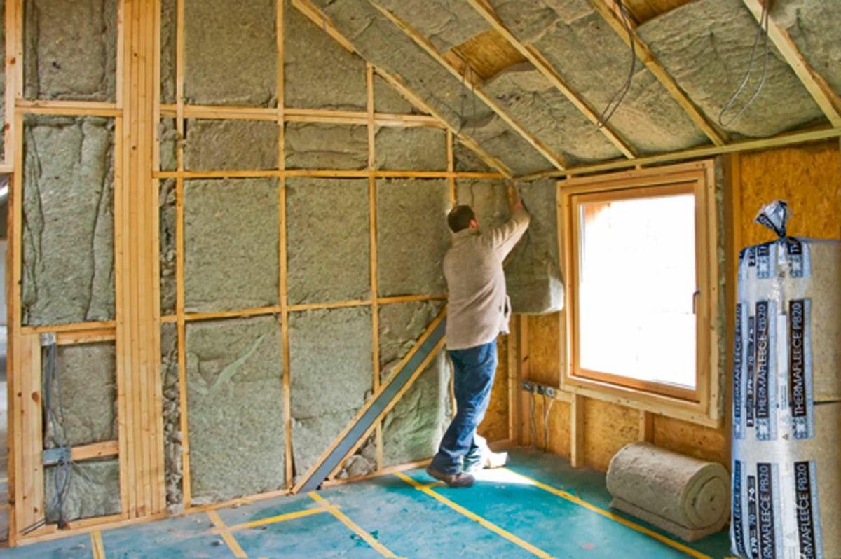 Как утеплить частный дом изнутри своими руками фото 844
