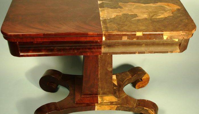 Реставрация корпусной мебели своими руками фото 561